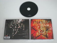 Steadlür/Steadlür (Roadrunner Records RR 8007-2) CD Album