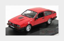 Alfa Romeo GTV 6 Red 1985 WHITEBOX 1:43 WB154