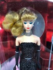 """12"""" Mattel Barbie Doll Solo In Spotlight 1960's Blonde Reproduction Mint NRFB"""