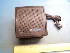 Motorola Remote Speaker HSN9326A CDM1250 CDM1550 Maxtrac GM300 NEW Tested