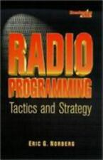 Radio Programming : Tactics and Strategy by Eric G. Norberg (1996, Paperback)