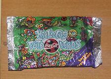 Crazy Bones Gogos 1997-1998 HIELOCOS FUTBOLEROS COCA-COLA  UNOPENED FOIL PACK
