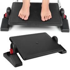 New Office Desk Adjustable Ergonomic Massage Foot Rest Footrest Office Equipment
