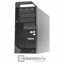 Lenovo D20 Workstation 2x Intel Xeon X5670 48GB RAM Quadro K2000 256gb SSD WIN10