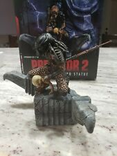 "Predator 2 Triumphant 10"" Limited Edition Statue by Palisades Toys 2003 NEW MIB"