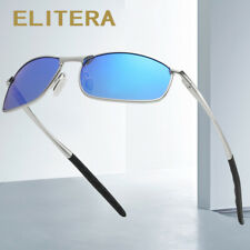 ELITERA Polarized Sunglasses Men's Driving Shades Male Sun Glasses For Men Retro