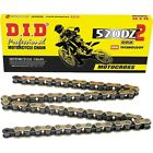 DID DZ-2 520 120 LINK GOLD MOTOCROSS CHAIN RM-Z YZ SX-F KXF 450 250