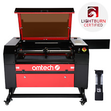 Mf 2028 100e 100w 28x20 Bed Co2 Laser Engraving Machine With Rotary Axis B