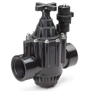 "Rain Bird 200-PGA 2"" Valve Irrigation RainBird 2 Inch 200PGA Sprinkler 24VAC"