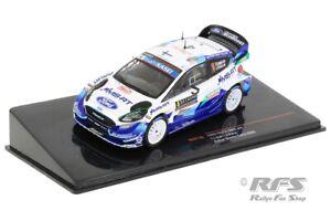 Ford Fiesta WRC Rallye Monte Carlo 2020 Lappi M Sport 1:43 IXO RAM 746 NEU
