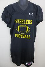 NFL Underarmour Pittsburgh Steelers American Football Jersey Shirt Medium M