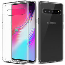 For Samsung Galaxy S10+ Plus/S10/S10 5G Case Shockproof Crystal Clear Slim Cover