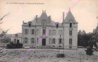 CPA 85130 LA VERRIE Château de Boisy Sourdis puit ca1915