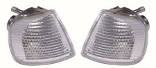 para VW Caddy MK2 1996-3/2004 Luces Intermitentes Delanteras Transparentes 1 Par