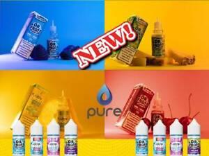 Dr Frost Salts Nic Salt Nicotine E Liquid 10ml 20mg x 1 x 3 x 5 Ecig Vape Juice