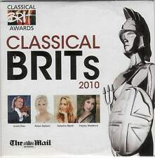 CLASSICAL BRITS 2010: ANDRE RIEU, KATHERINE JENKINS, ALISON BALSOM, THE PRIESTS