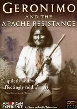 Geronimo and the Apache Resistance (American Experience) [New DVD] Digital Vid