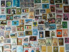 More details for 500 different honduras stamps collection