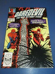 Daredevil #270 1st Blackheart Hot Key Mephisto NM Gem Wow Spider-man
