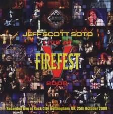Soto, Jeff Scott - Live at Firefest V 2008 2CD NEU OVP