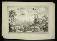 1750 Royaume du Dahomey culte du serpent Jakob VAN DER SCHLEY Desmarchais Whydah