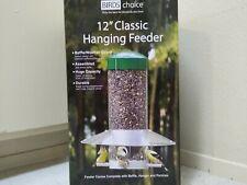 "Birds Choice NP435 Hanging 12"" Classic Feeder w/Baffle/Weatherguard"
