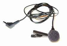 GENUINE Omni Mono Lavalier Microphone - Giant Squid Audio Lab. Made in USA.