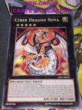 OCCASION Carte Yu Gi Oh CYBER DRAGON NOVA OP01-FR021