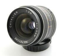 Cavalier 35mm F2.8 for Nikon F Mount Cameras. Wide Angle Prime Lens