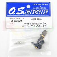 NEEDLE VALVE UNIT SET 40, 46, 65LA # OS26582900 **O.S. Engines Genuine Parts**