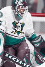 Jean-sebastian Giguere Anaheim Ducks McFarlane Toys Figure 2003 NHL Series 7