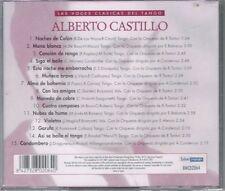 Alberto Castillo  Voces Clasicas Del Tango   15 GRANDES EXITOS  CD