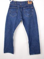 Levi's Strauss & Co Hommes 501 Jeans Jambe Droite Taille W38 L32 BBZ272