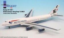 Inflight IF744005 British Airways Hong Kong B747-400 G-BNLR Diecast 1/200 Model