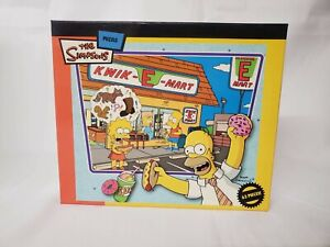 """The Simpsons kwik-e-mart Jigsaw Puzzle - 63 Pieces - 10 3/8"""" x 9 1/8"""" - NEW"""