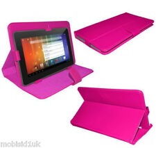 """Universal Leather Stand Case Cover 7"""" Inch Tab Android Tablet PC"""