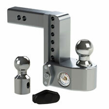 "Weigh Safe - Class 5 Adjustable 6"" Drop Ball Mount for 2-1/2"" Receivers #WS6-2.5"
