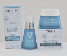 Vichy Aqualia Thermal Special Set 1) Rehydrating Serum 2) Cream Combination Skin