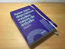 Livre TASCHEN Apps pour dispositifs téléphones portables: cas de studio Espagnol