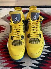 Jordan 4 Retro Lightning size 12