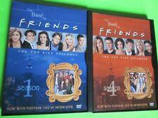 Friends Top 5 Episodes of Seasons 1 & 4