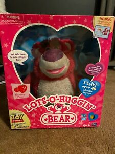 Disney Toy Story Collection - Lots-o'-Huggin Bear - Never Taken Out Of The Box