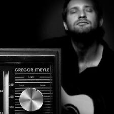 """Gregor Meyle """"Live-secondo & silenzioso"""" CD NUOVO"""