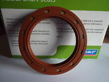 55x75x10mm Oil Seal SKF Viton Double Lip R23/TC Stainless Steel Spring