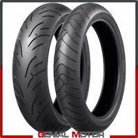 Bridgestone BT023 1207017 1805517 Gomme Moto Pneumatici Radiali 2019