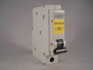 Square D QOE MCB 10 Amp Single Pole Qwikline Breaker Type B 10A QO110EB6 6000