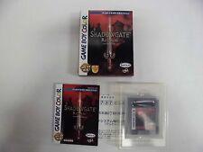 GB -- Shadowgate Returns -- Box. New! Game Boy, JAPAN Game Nintendo.