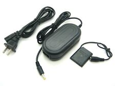 Ac Power Adapter + Dc Coupler For Fujifilm FinePix J15Fd J150W J20 J210 J25 J250