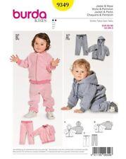 Burda Kids Schnittmuster - Jacke & Hose  - Nr.9349