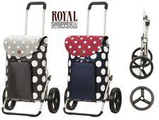 ANDERSEN Royal Cabas Avec Sac Dots en gris ou bleu